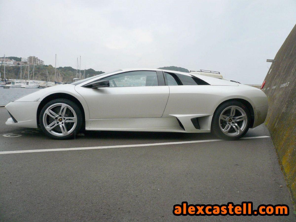 Fotos de Lamborghini y otras maravillas mecánicas