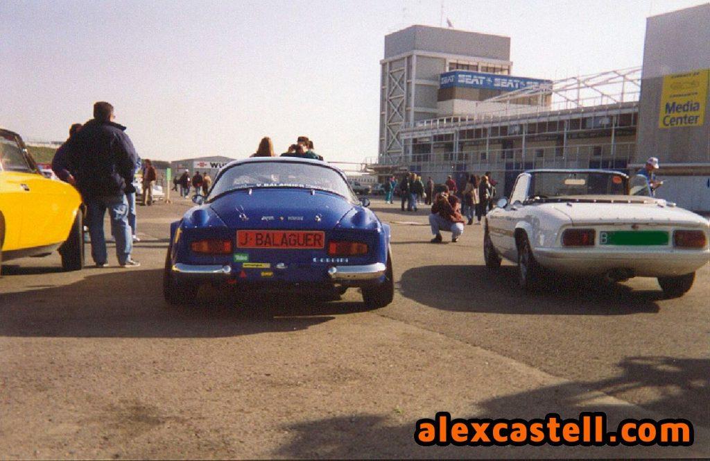 Renault Alpine Gordini