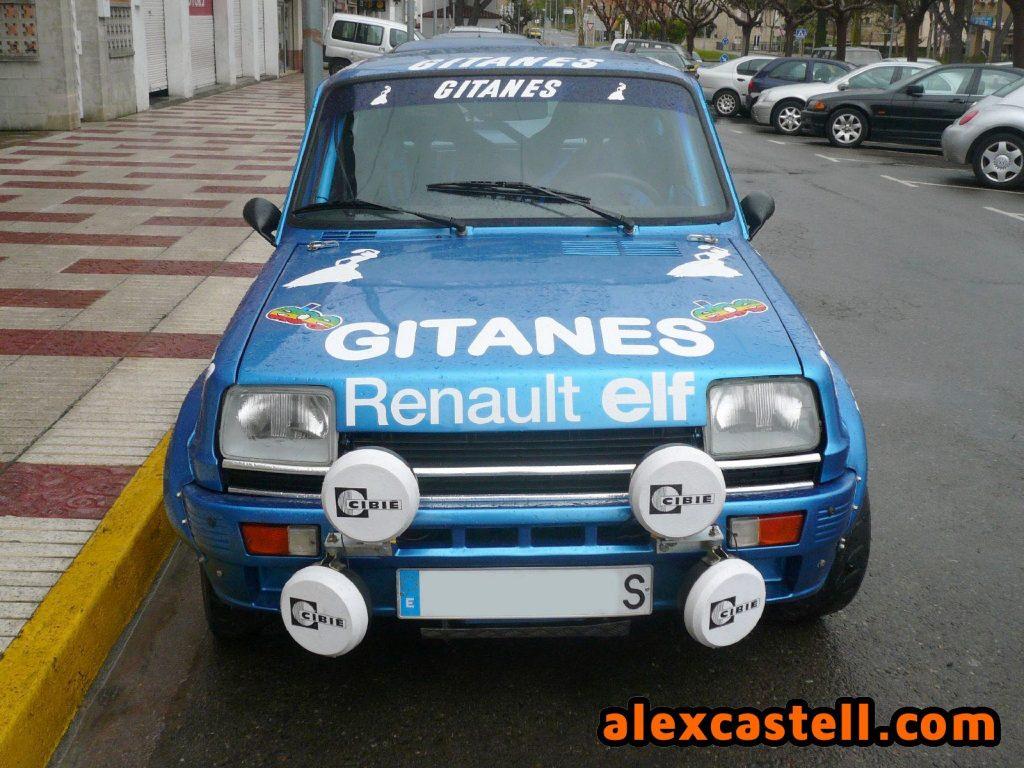 Renault 5 Gitanes